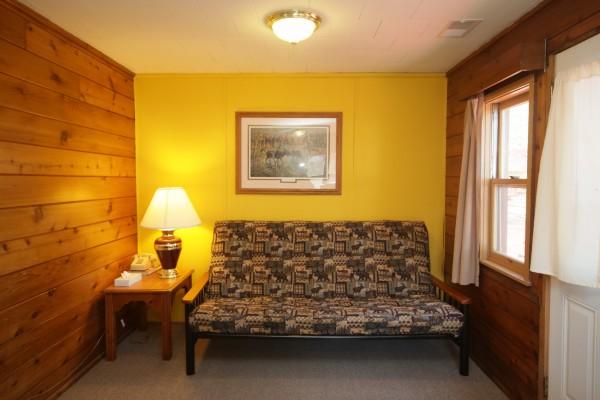 Two Bedroom Villa 24 at Ruttger's Birchmont Lodge on Lake Bemidji