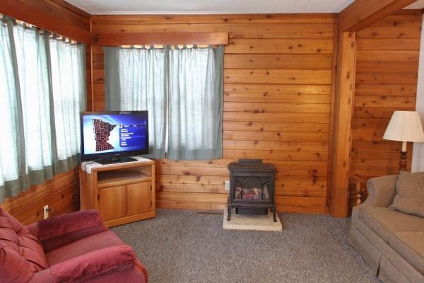 Four Bedroom Villa 27 at Ruttger's Birchmont Lodge on Lake Bemidji