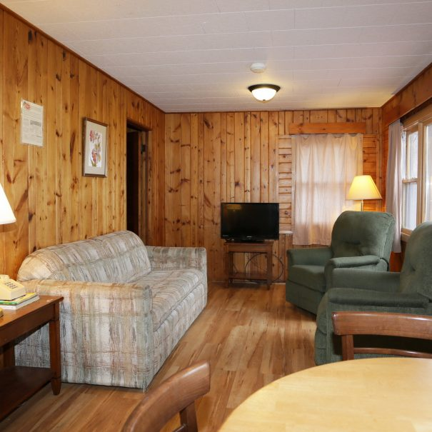 Two Bedroom Economy Villas at Ruttger's Birchmont Lodge on Lake Bemidji