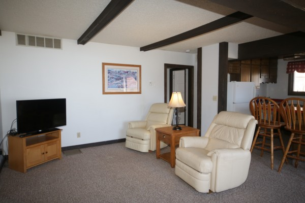 Two Bedroom Villa 39 at Ruttger's Birchmont Lodge on Lake Bemidji