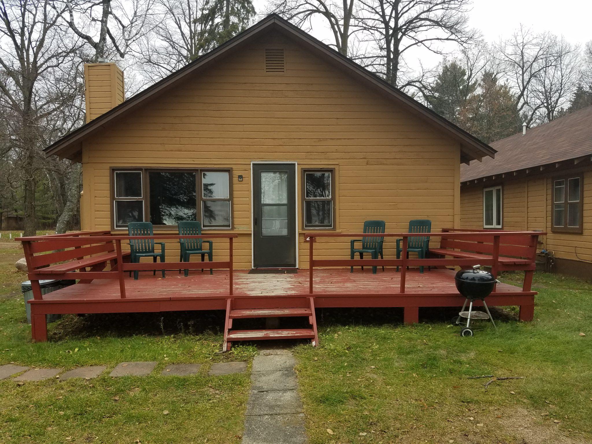 Cabin 24 Outside