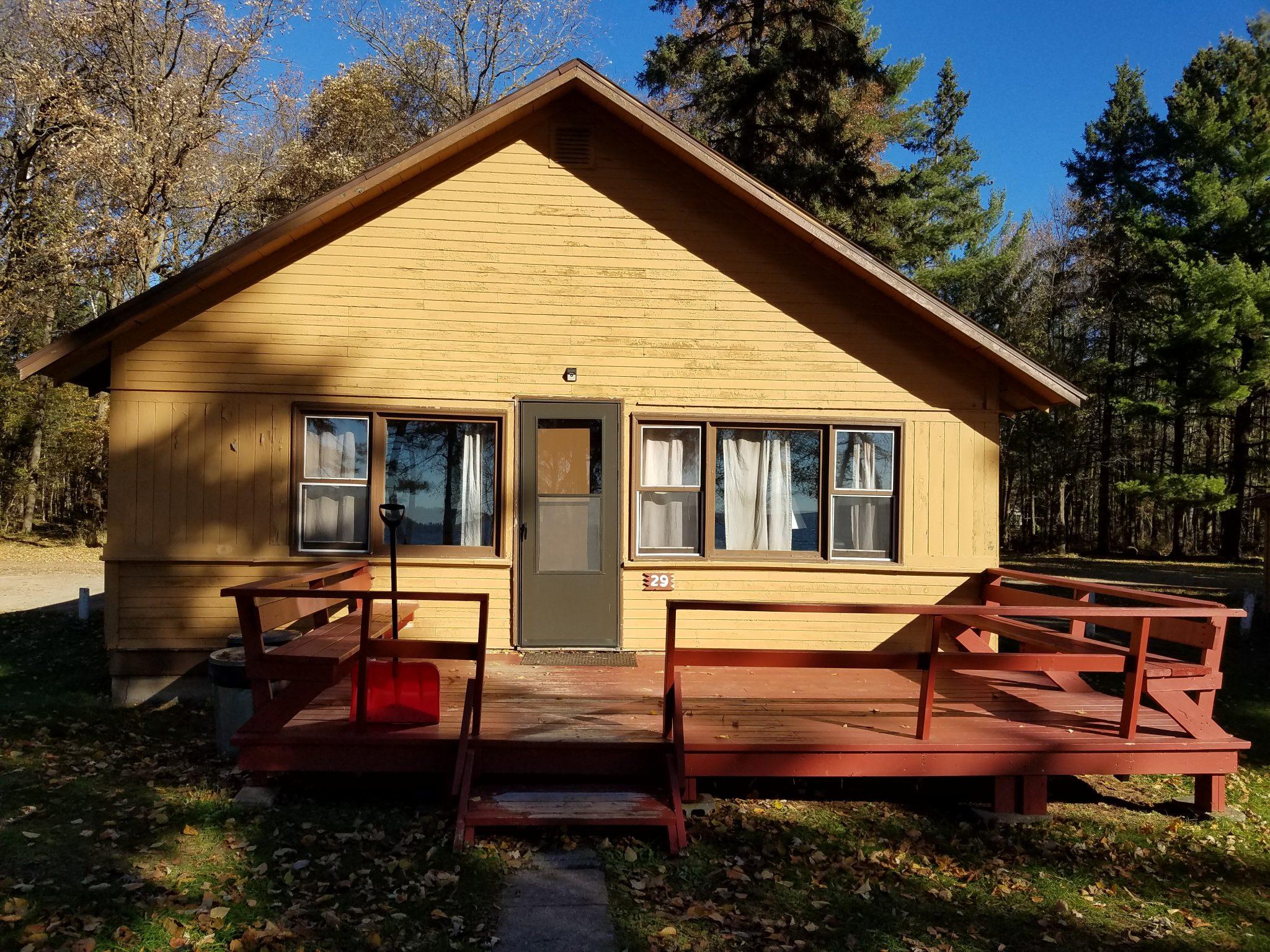 Cabin 29 Outside