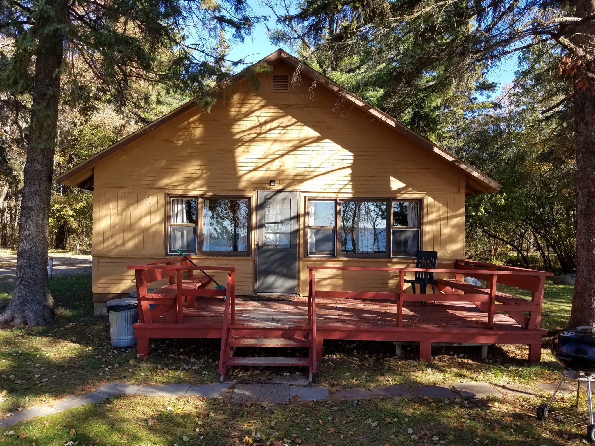 Cabin 30 Outside