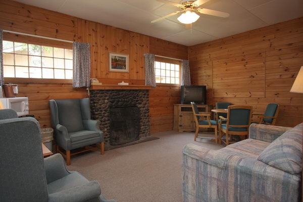 3 Bedroom Cottages at Ruttger's Birchmont Lodge on Lake Bemidji