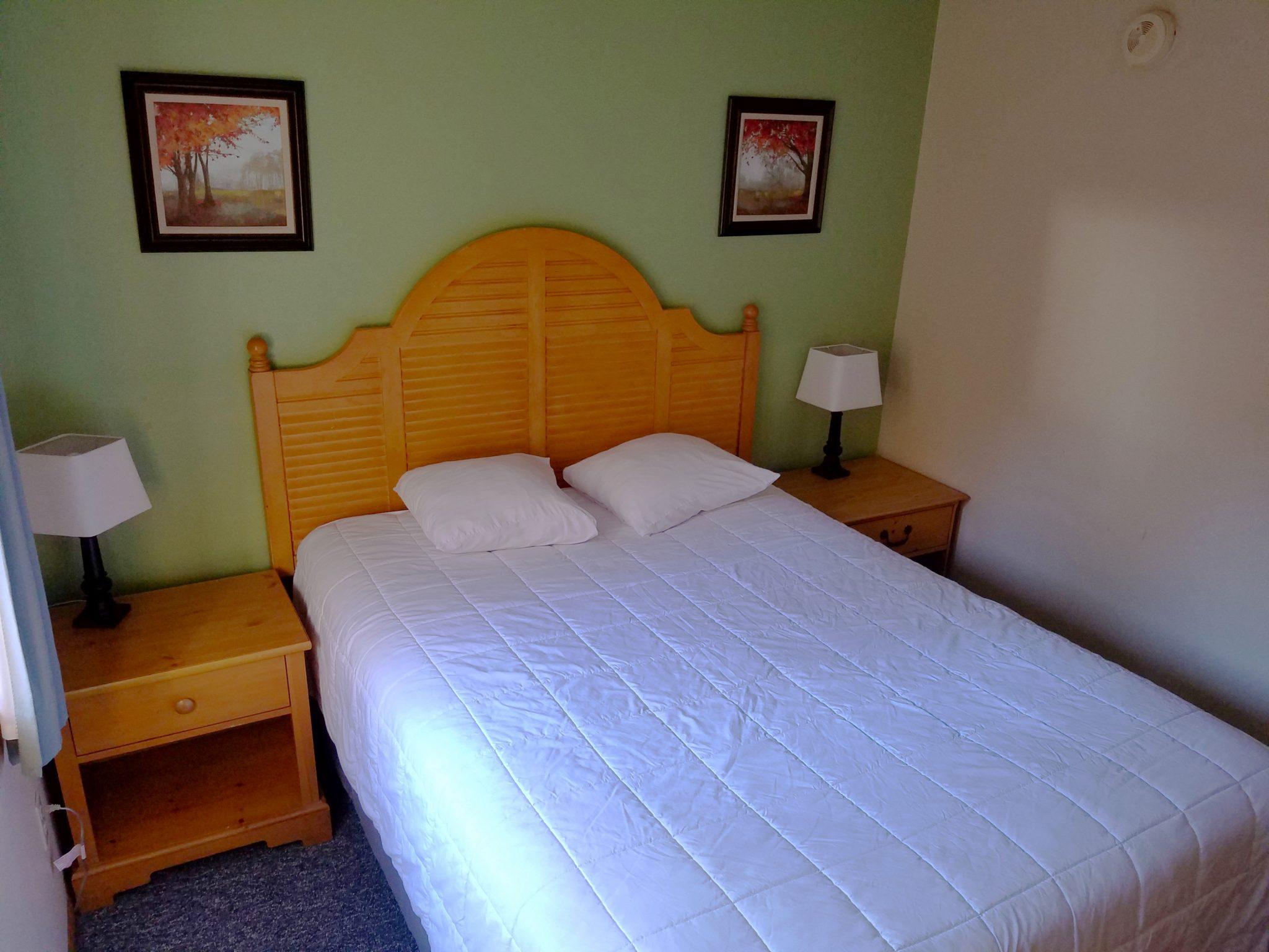Cabin 27 Bedroom 1
