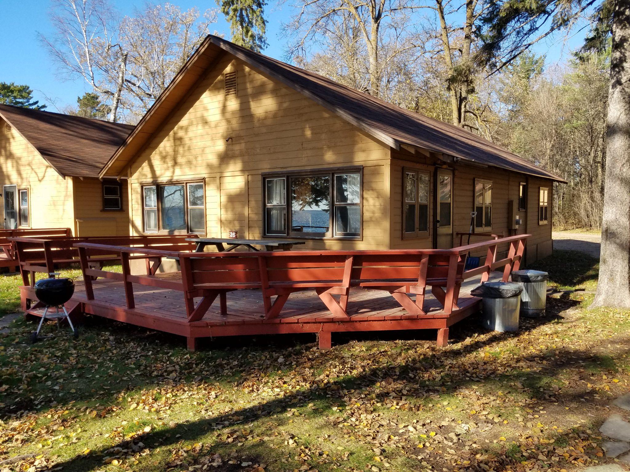Cabin 27 Outside
