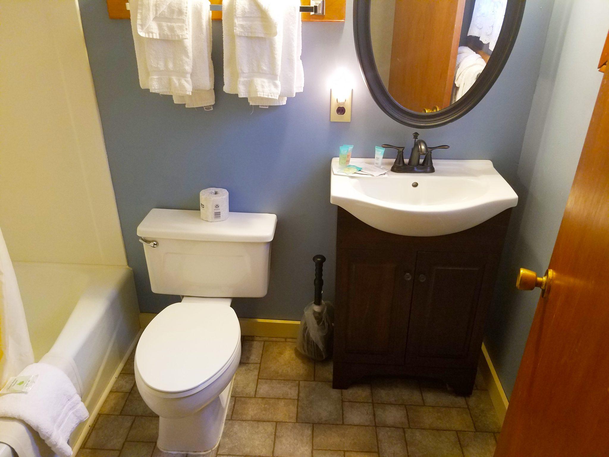 Cabin 29 Bathroom 1