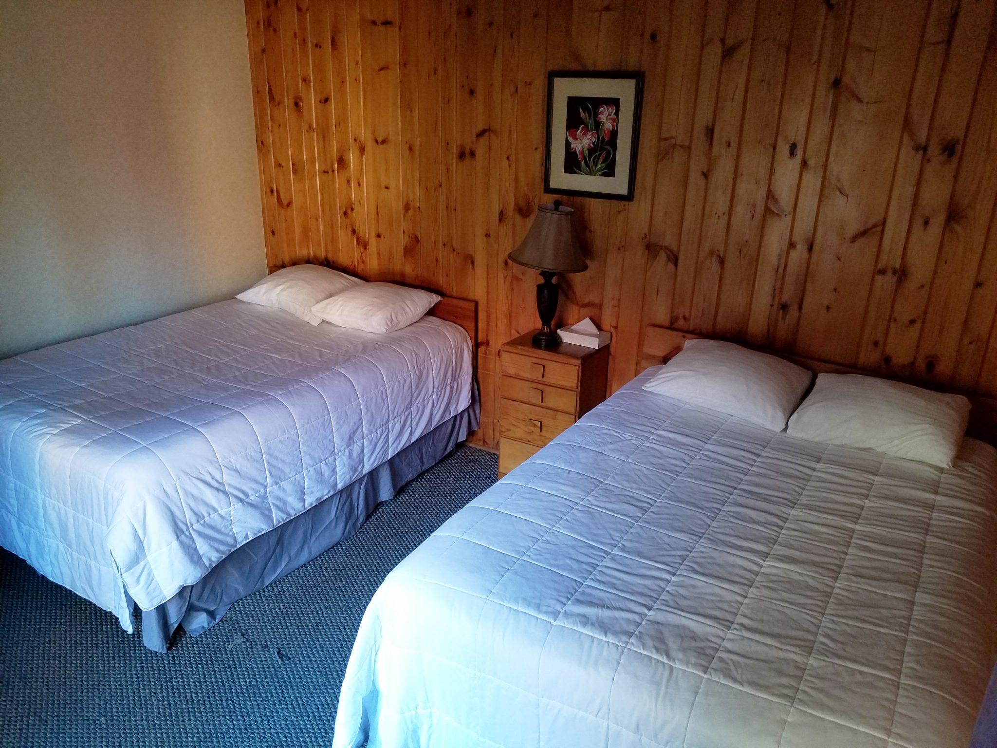 Cabin 30 Bedroom 1