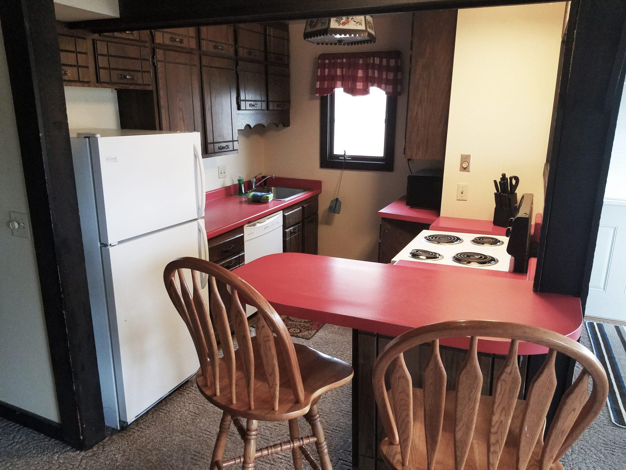 Cabin 39 Kitchen