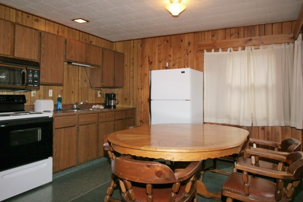 Four Bedroom Economy Villa 28 at Ruttger's Birchmont Lodge on Lake Bemidji