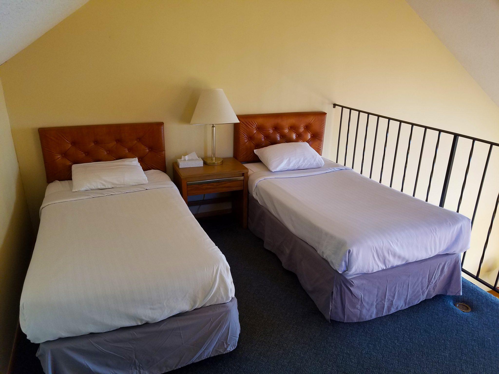 Cedar Lodge Room 38 Twin Loft