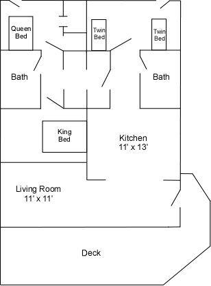 Villa 26 floor plan