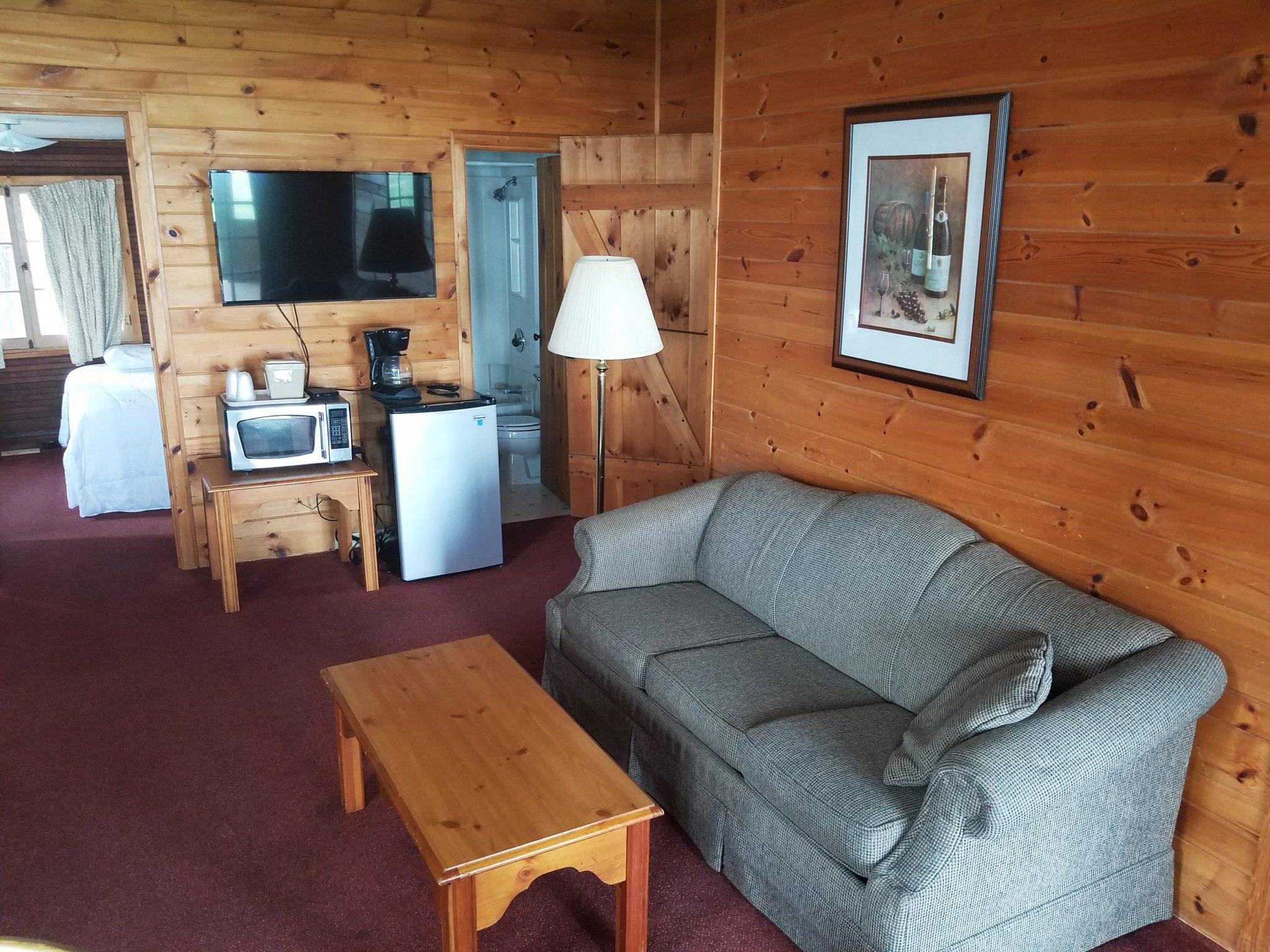 Cottage 15 Living