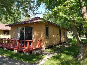 Cottage 4 Ouside