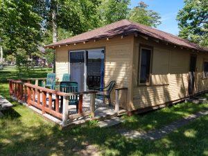 Cottage 6 Outside