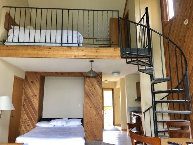#35 Bed Spiral and Loft