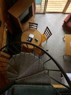 #35 Spiral staircase